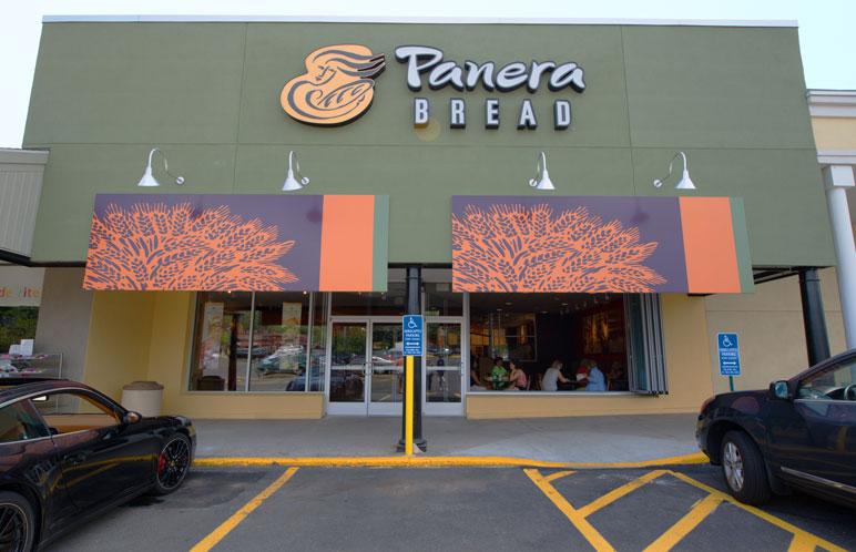 civil engineering panera bread landtech Westport CT
