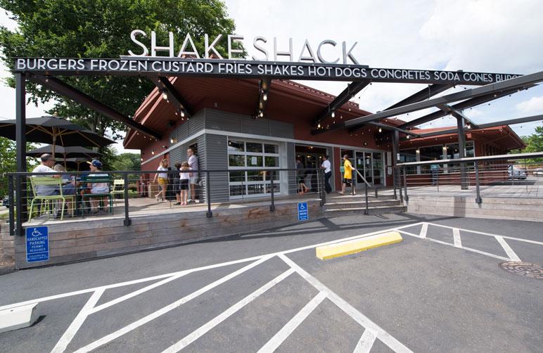 civil engineering landtech shakeshack westport ct