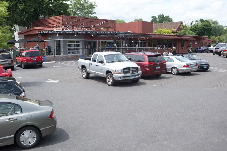 permit approvals landtech shakeshack westport ct