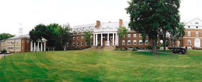 St John Hall Student Center At Choate