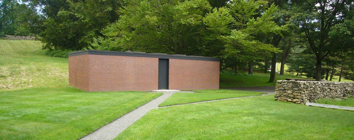 Philip Johnson Glass House Landtech Engineering Planning